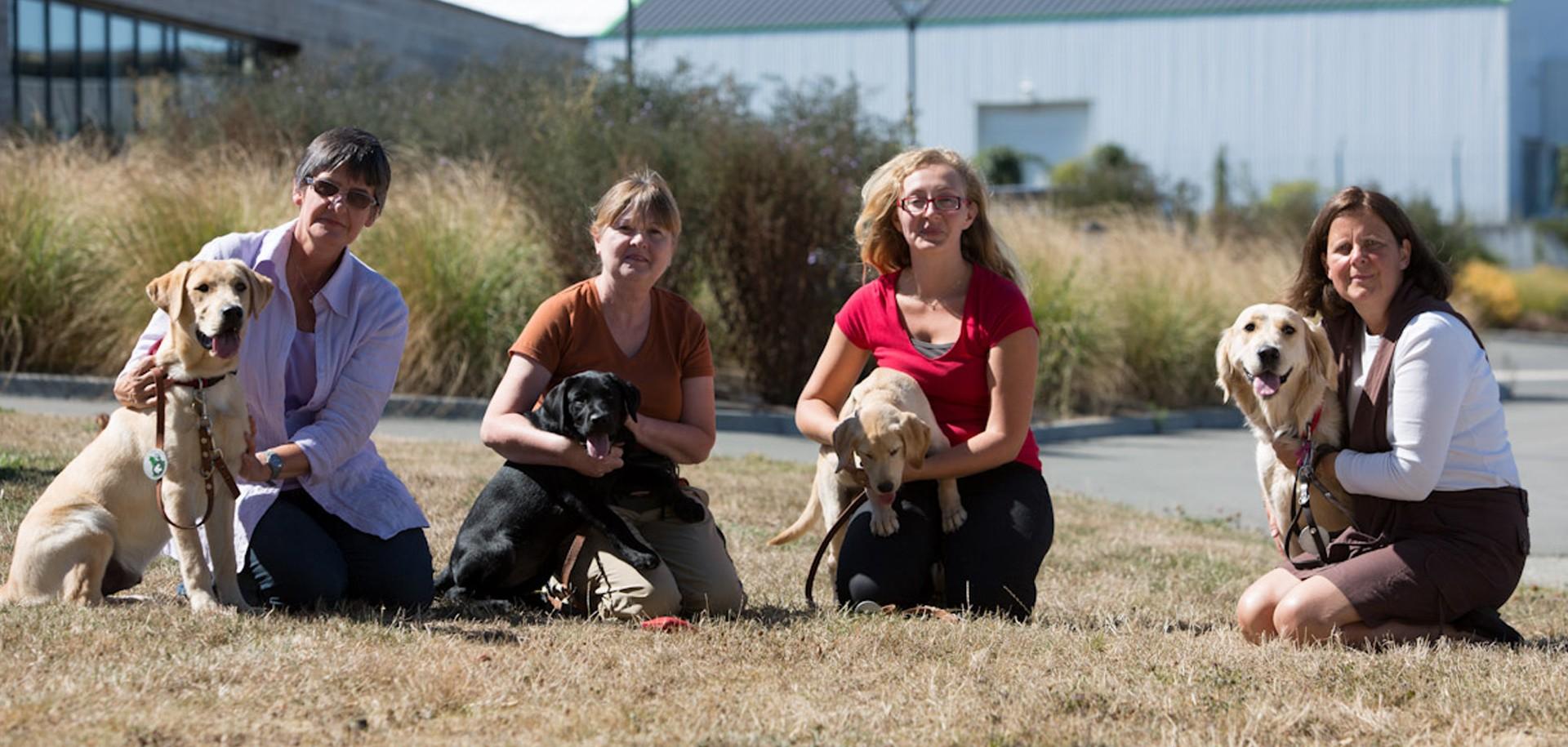 Association les chiens guides d aveugles de l ouest