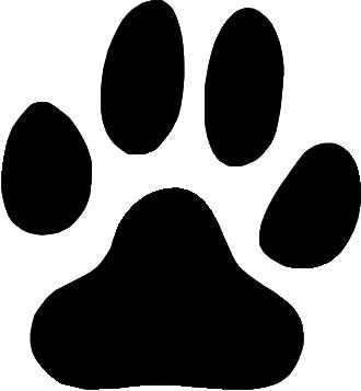 Patte de chien chien bonheur - Image patte de chien gratuite ...